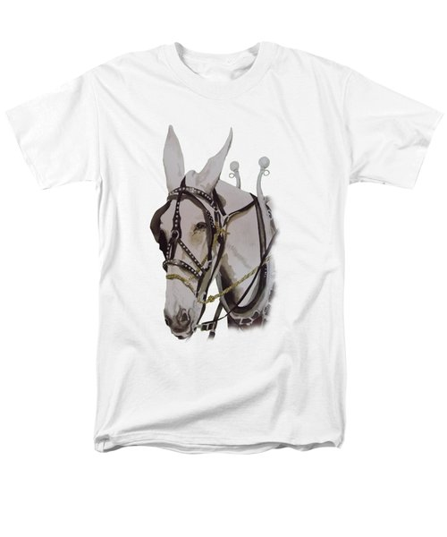 Connie The Mule Men's T-Shirt  (Regular Fit) by Gary Thomas