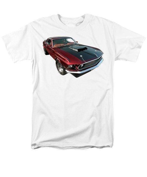 Coz I Can  Men's T-Shirt  (Regular Fit) by Gill Billington