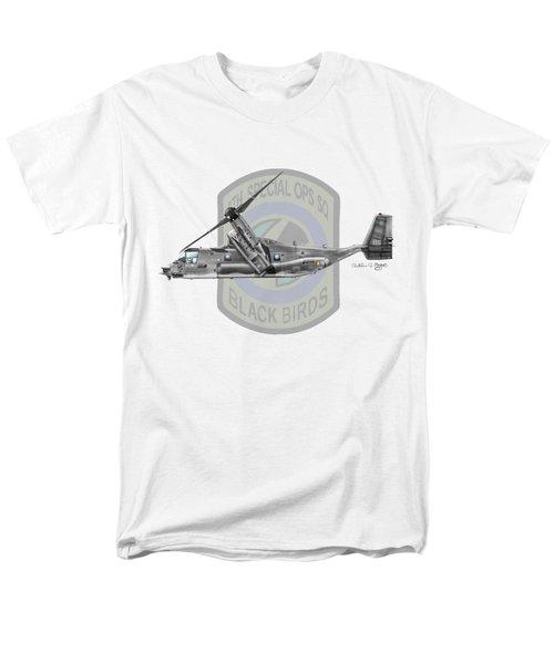 Cv-22b Osprey 8sos Men's T-Shirt  (Regular Fit) by Arthur Eggers