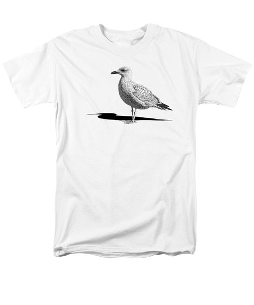 Daydreaming In Black And White Men's T-Shirt  (Regular Fit) by Gill Billington