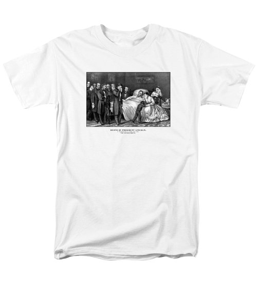 Death Of President Lincoln T-Shirt by War Is Hell Store