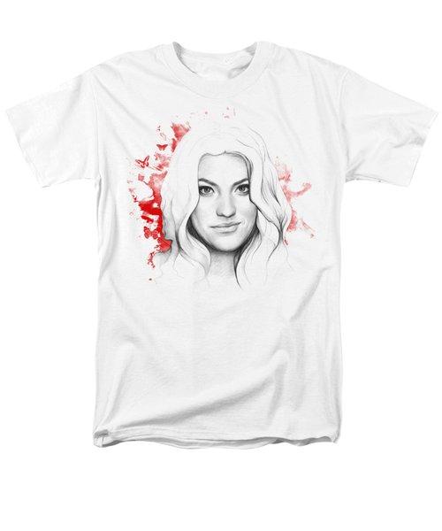 Debra Morgan - DEXTER T-Shirt by Olga Shvartsur