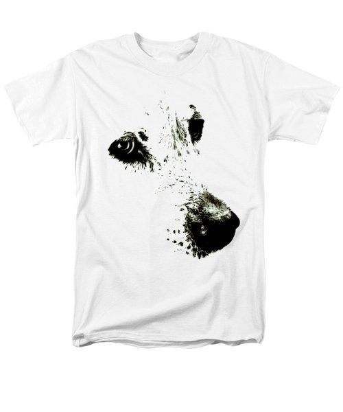 Dog Face Men's T-Shirt  (Regular Fit) by Frank Tschakert
