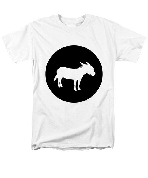 Donkey Men's T-Shirt  (Regular Fit) by Mordax Furittus