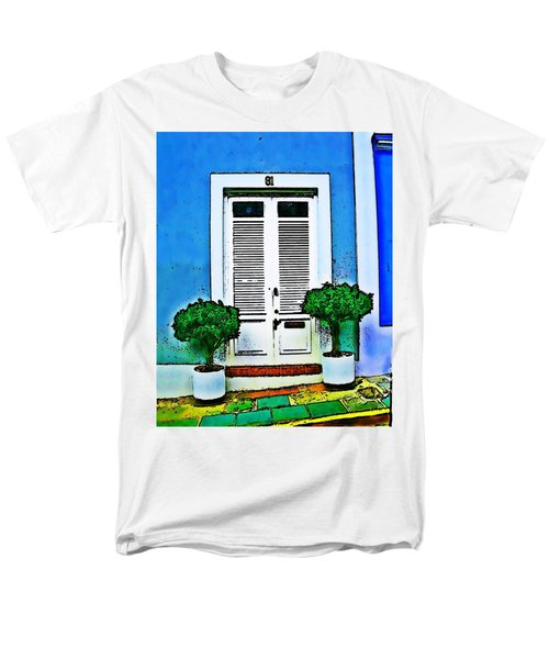 Door 61 T-Shirt by Perry Webster