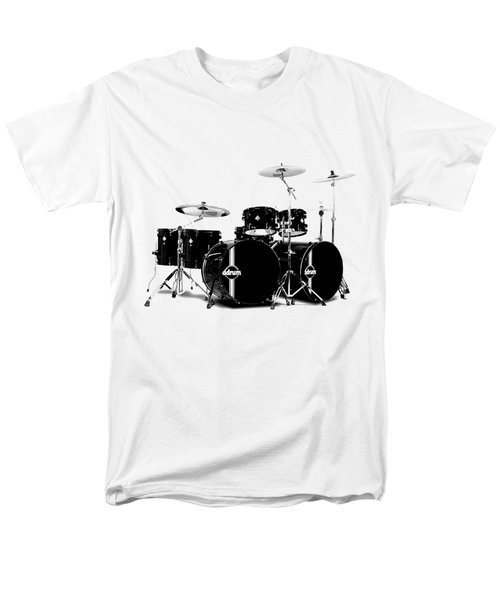 Drum Men's T-Shirt  (Regular Fit) by David Balber