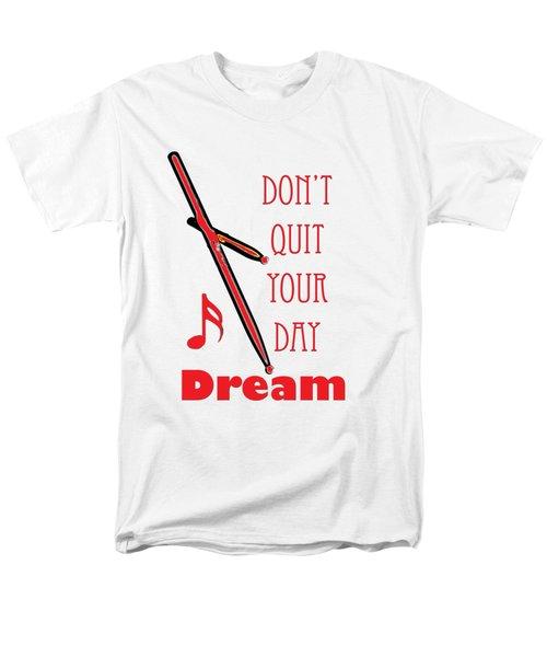 Drum Percussion Fine Art Photographs Art Prints 5020.02 Men's T-Shirt  (Regular Fit) by M K  Miller