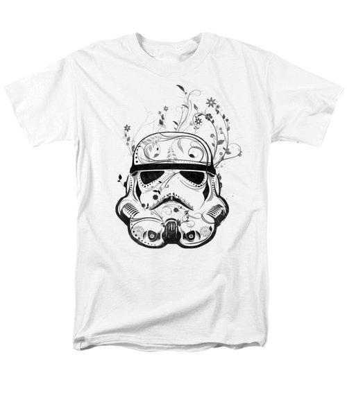 Flower Trooper Men's T-Shirt  (Regular Fit) by Nicklas Gustafsson