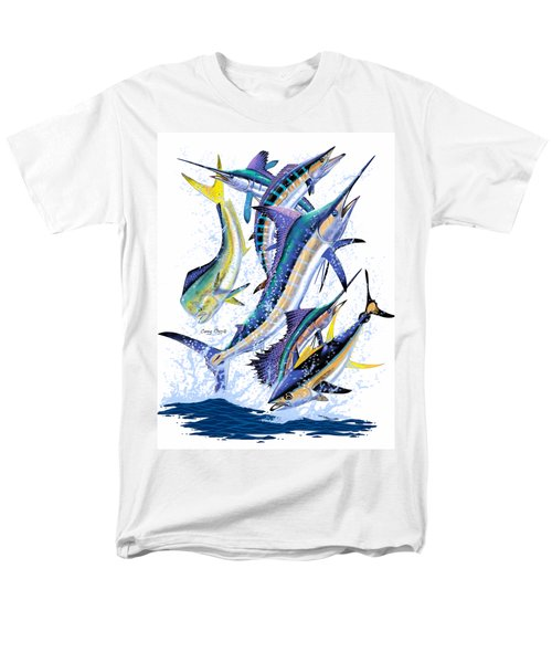Gamefish Digital Men's T-Shirt  (Regular Fit) by Carey Chen