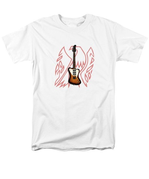 Gibson Firebird 1965 Men's T-Shirt  (Regular Fit) by Mark Rogan