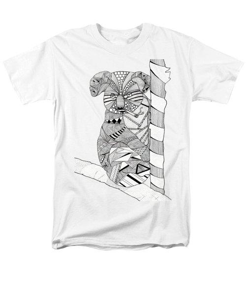 Goo Men's T-Shirt  (Regular Fit) by Serkes Panda