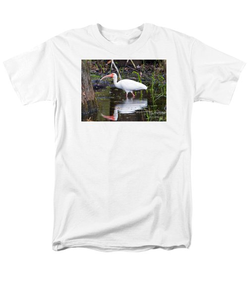Ibis Drink Men's T-Shirt  (Regular Fit) by Mike Dawson
