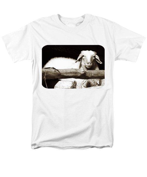 In The Pen Men's T-Shirt  (Regular Fit) by Ethna Gillespie