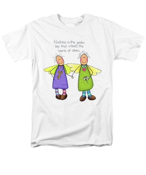 Kindness Men's T-Shirt  (Regular Fit) by Sarah Batalka