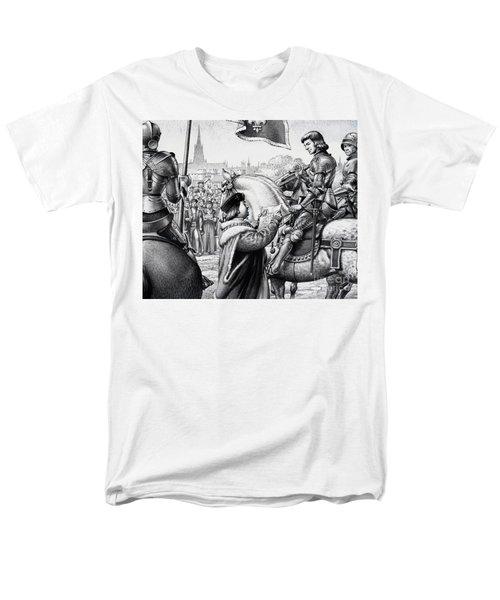 King Henry Vii Men's T-Shirt  (Regular Fit) by Pat Nicolle