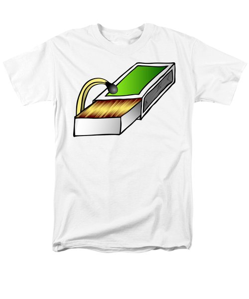 Looking For Men's T-Shirt  (Regular Fit) by Michal Boubin