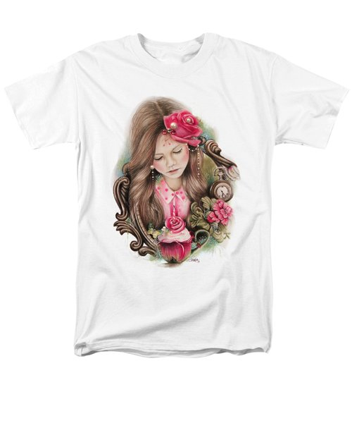 Make A Wish  Men's T-Shirt  (Regular Fit) by Sheena Pike