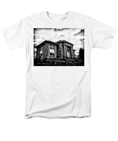 Manayunk Branch of the Free Library of Philadelphia T-Shirt by Bill Cannon