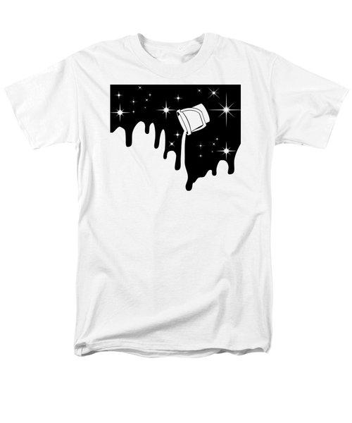 Minimal  Men's T-Shirt  (Regular Fit) by Mark Ashkenazi