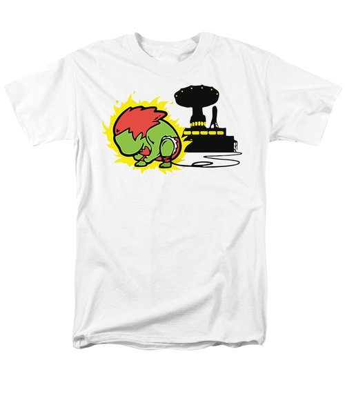 Monster Men's T-Shirt  (Regular Fit) by Opoble Opoble