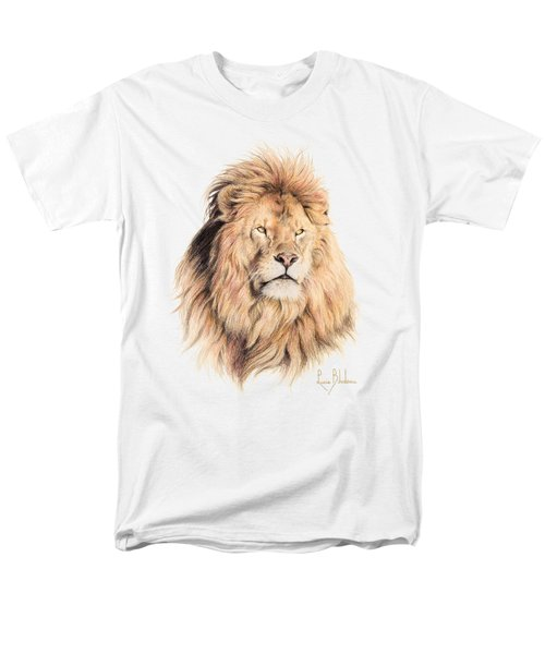 Mufasa Men's T-Shirt  (Regular Fit) by Lucie Bilodeau