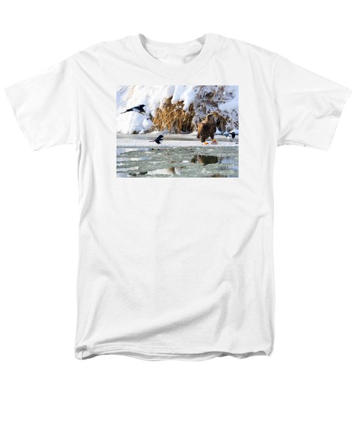 My Lunch Men's T-Shirt  (Regular Fit) by Mike Dawson