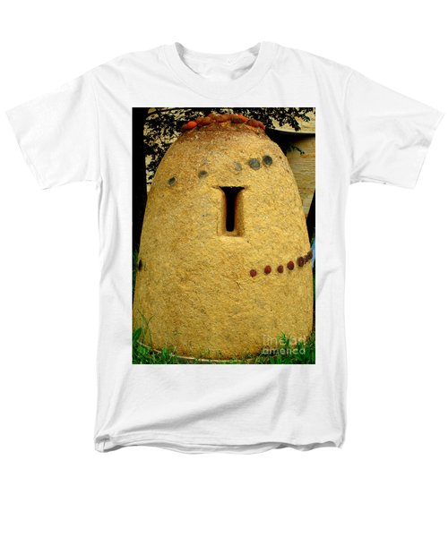 National Museum Of The American Indian 4 Men's T-Shirt  (Regular Fit) by Randall Weidner