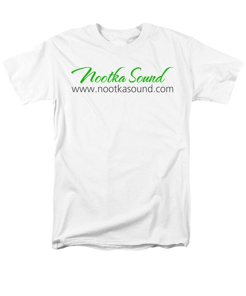 Nootka Sound Logo #10 Men's T-Shirt  (Regular Fit) by Nootka Sound