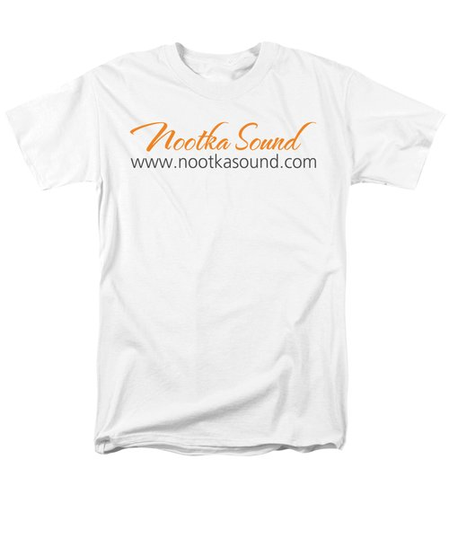 Nootka Sound Logo #12 Men's T-Shirt  (Regular Fit) by Nootka Sound