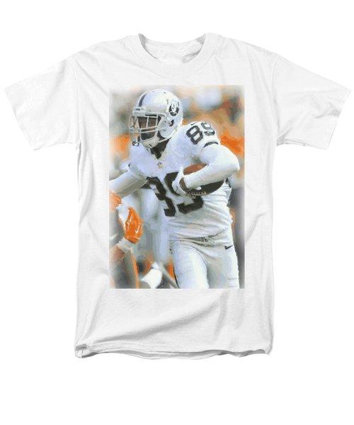 Oakland Raiders Amari Cooper 2 Men's T-Shirt  (Regular Fit) by Joe Hamilton