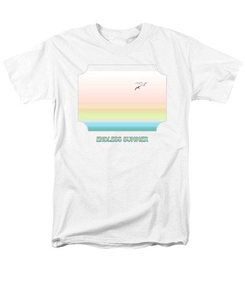 Endless Summer Men's T-Shirt  (Regular Fit) by Gill Billington