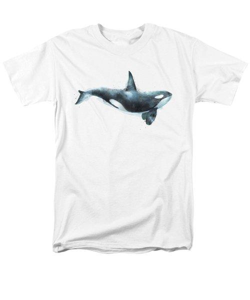 Orca Men's T-Shirt  (Regular Fit) by Amy Hamilton