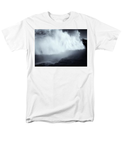 Overshadowed by Nature T-Shirt by Mike  Dawson