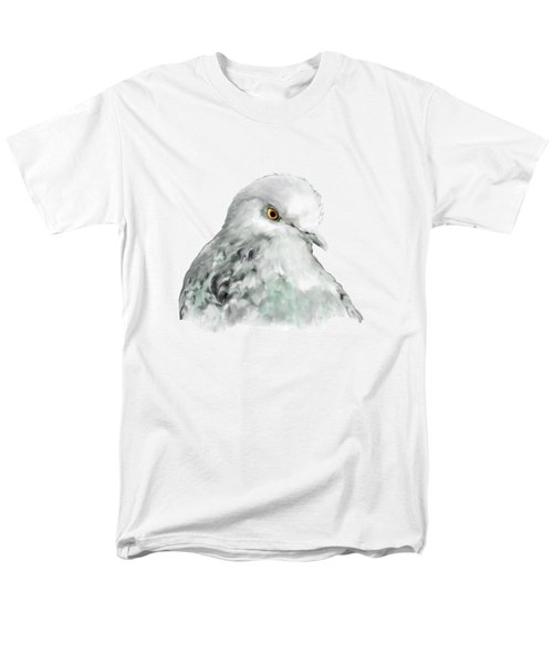 Pigeon Men's T-Shirt  (Regular Fit) by Bamalam  Photography