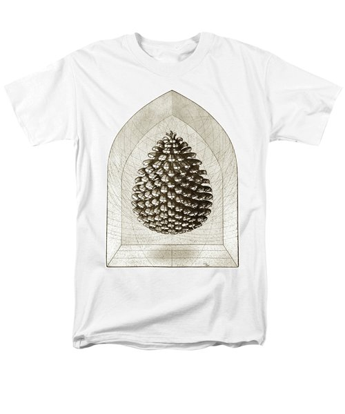 Pinecone T-Shirt by Charles Harden