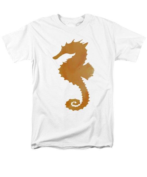 Seahorse Men's T-Shirt  (Regular Fit) by Mordax Furittus