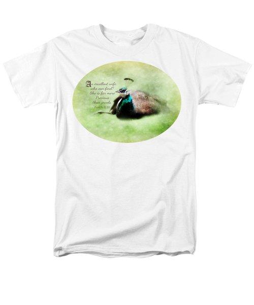 Sophisticated - Verse Men's T-Shirt  (Regular Fit) by Anita Faye