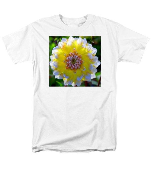 Sunshine Dahlia T-Shirt by KAREN WILES