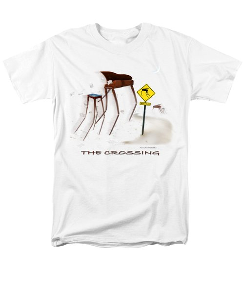 The Crossing Se Men's T-Shirt  (Regular Fit) by Mike McGlothlen