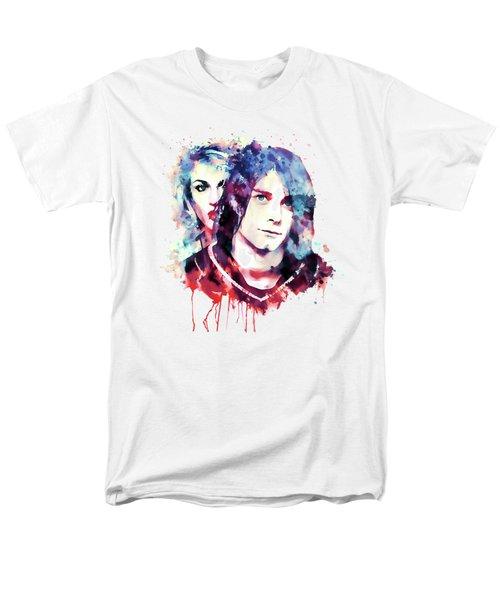 The Grunge Couple Men's T-Shirt  (Regular Fit) by Marian Voicu