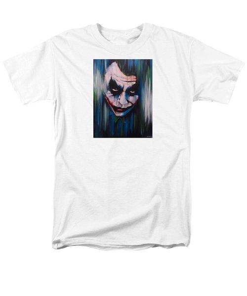 The Joker Men's T-Shirt  (Regular Fit) by Michael Walden