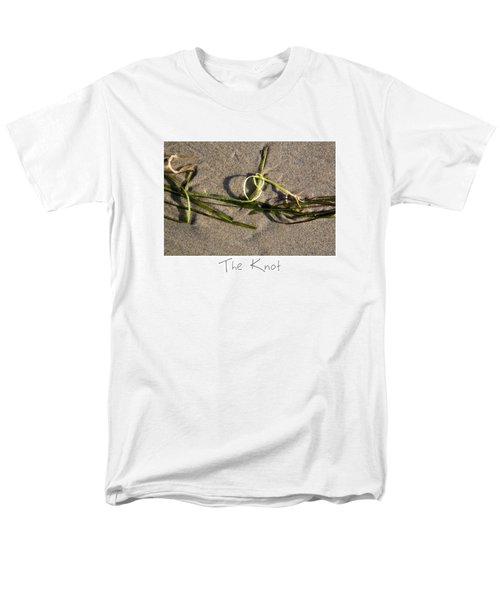 The Knot T-Shirt by Peter Tellone