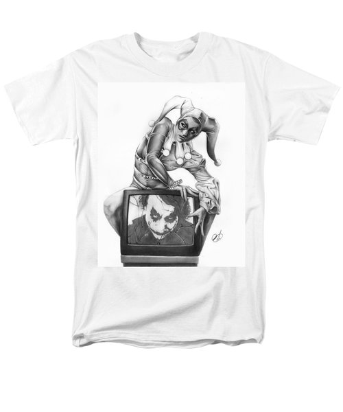 The Last Laugh T-Shirt by Pete Tapang