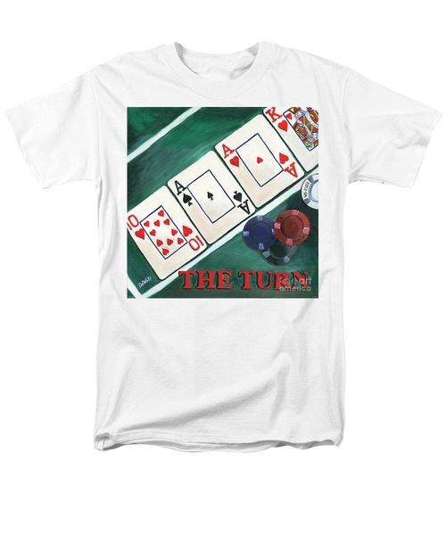 The Turn T-Shirt by Debbie DeWitt