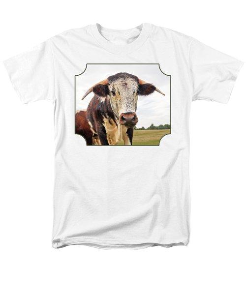 This Is My Field Men's T-Shirt  (Regular Fit) by Gill Billington