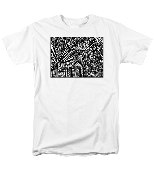 Tilting At Windmills T-Shirt by WBK