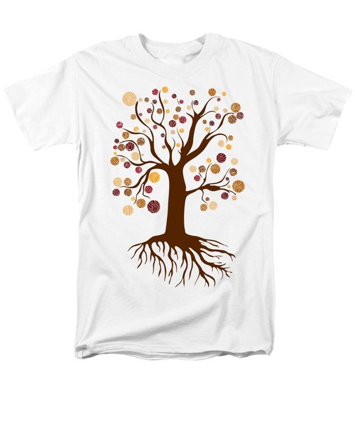 Tree T-Shirt by Frank Tschakert