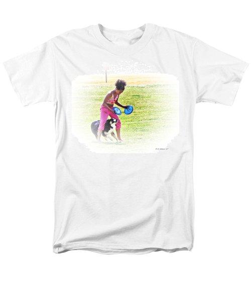 Tricks T-Shirt by Brian Wallace