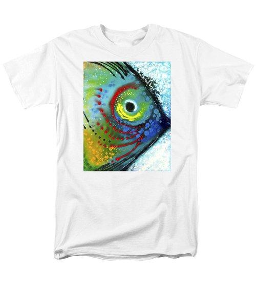 Tropical Fish T-Shirt by Sharon Cummings