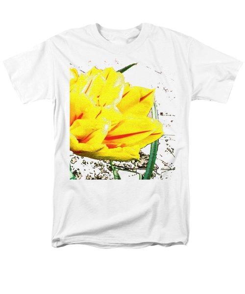Tulip 3 Men's T-Shirt  (Regular Fit) by Vesna Martinjak